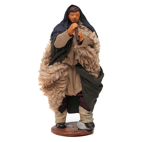 Nativity set accessory fifer 14 cm figurine 1