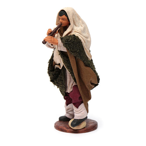 Nativity set accessory fifer 14 cm figurine 2