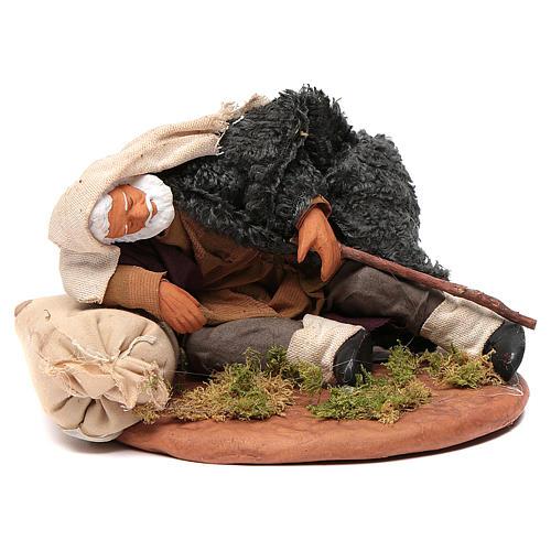 Hombre que duerme 14 cm 1