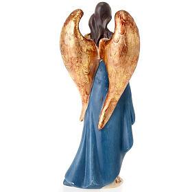 Nativity scene in resin, 33 cm s2