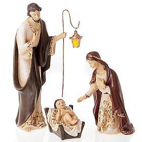 Nativity scene in resin, 33 cm s6