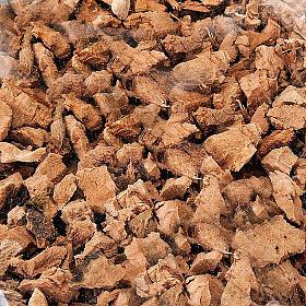 Trozos de corcho para el pavimento 75 gr s1