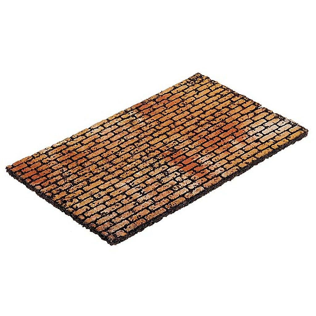 Panel de corcho ladrillos belen 4