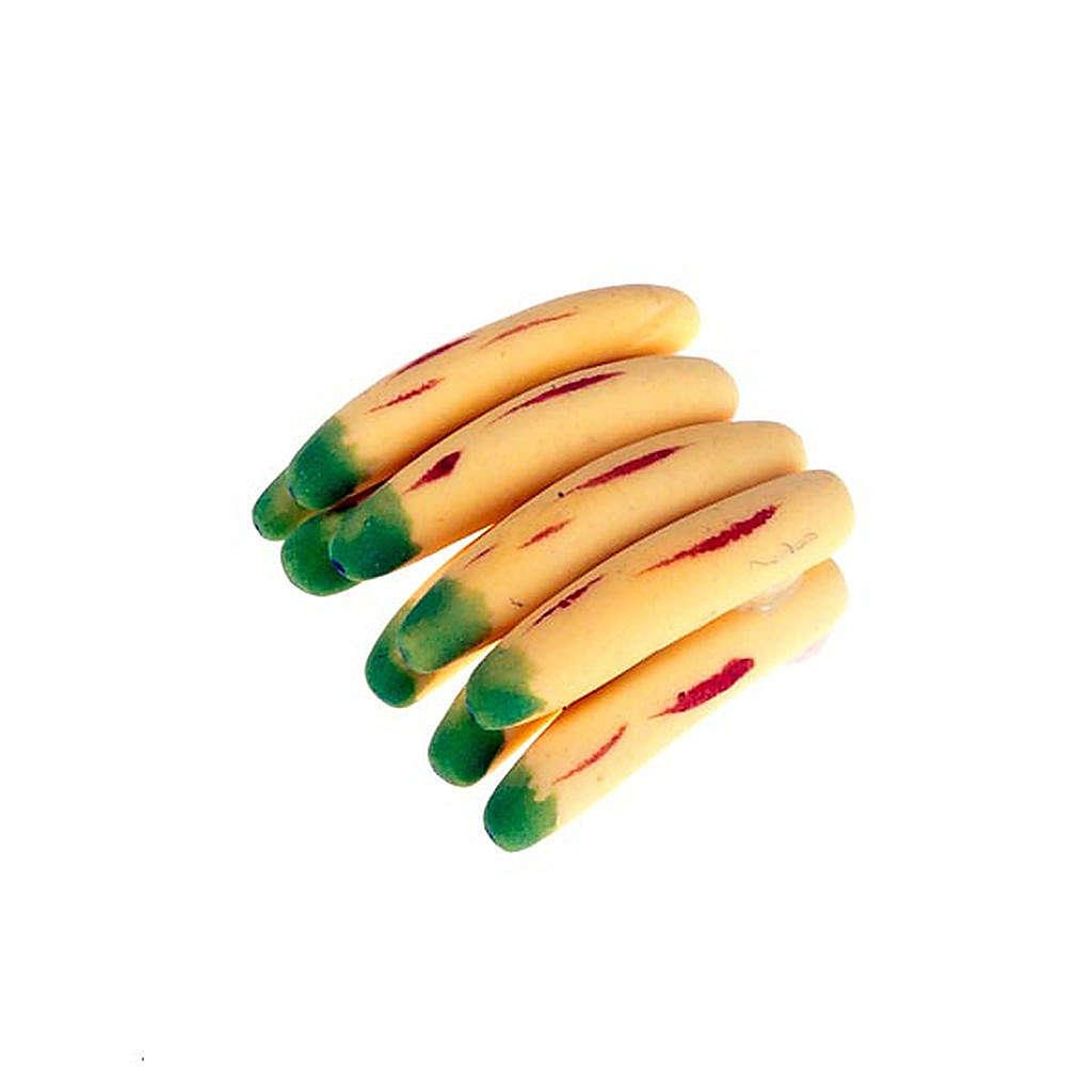 Casco de bananas para pesebre 4
