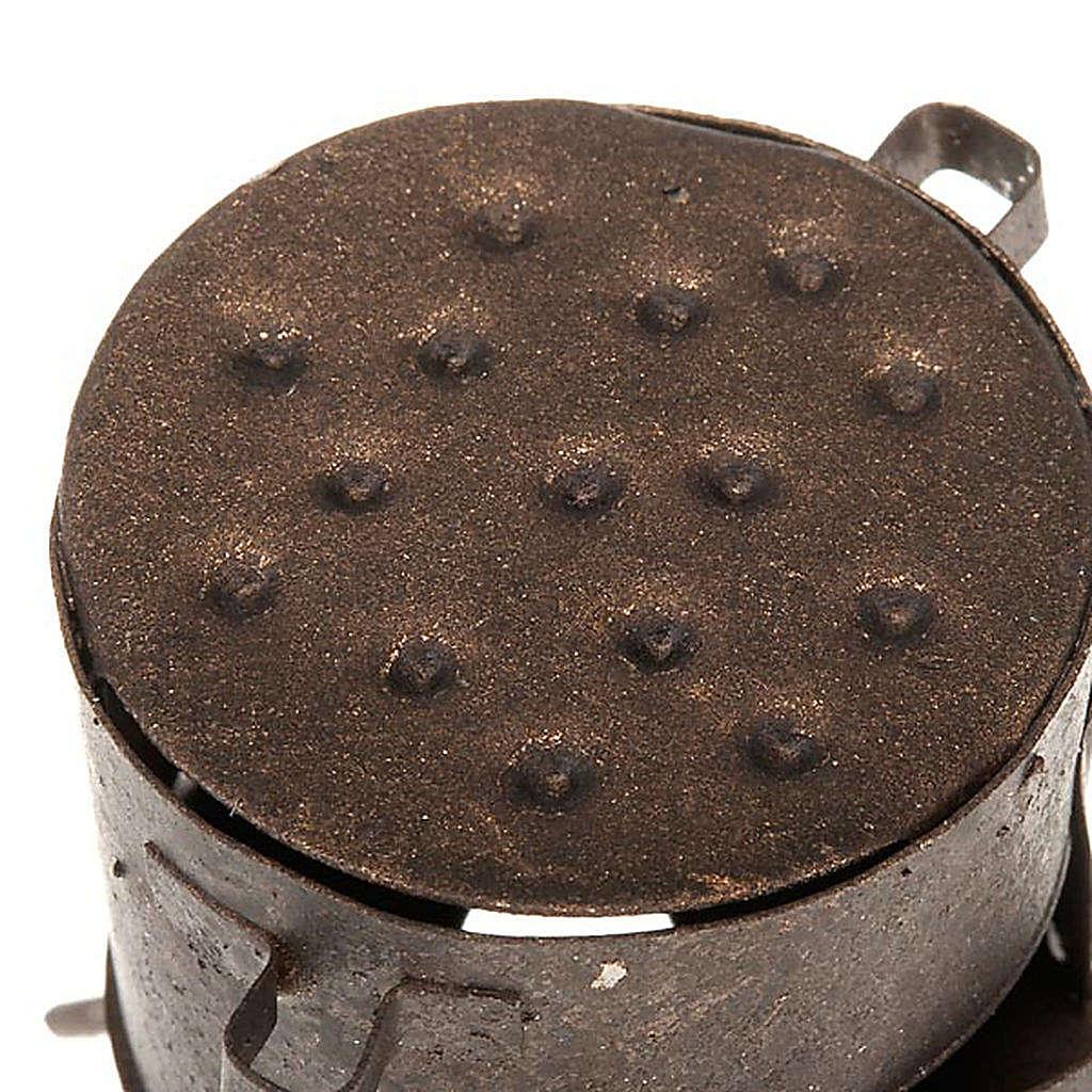 Braciere per castagne presepe 4