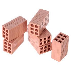 Briques en plastique pour crèche 5 pièces s2
