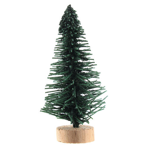 Green Pine Tree for DIY nativity 2