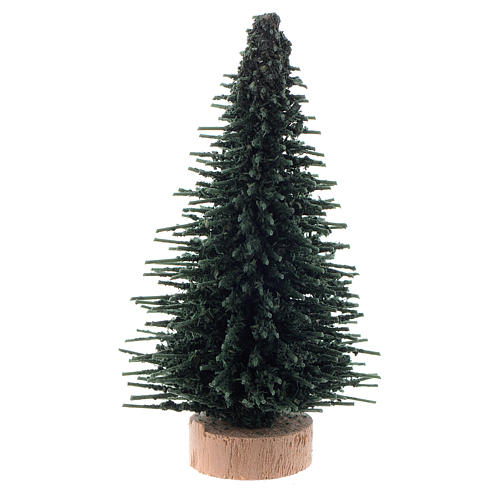 Green Pine Tree for DIY nativity 1