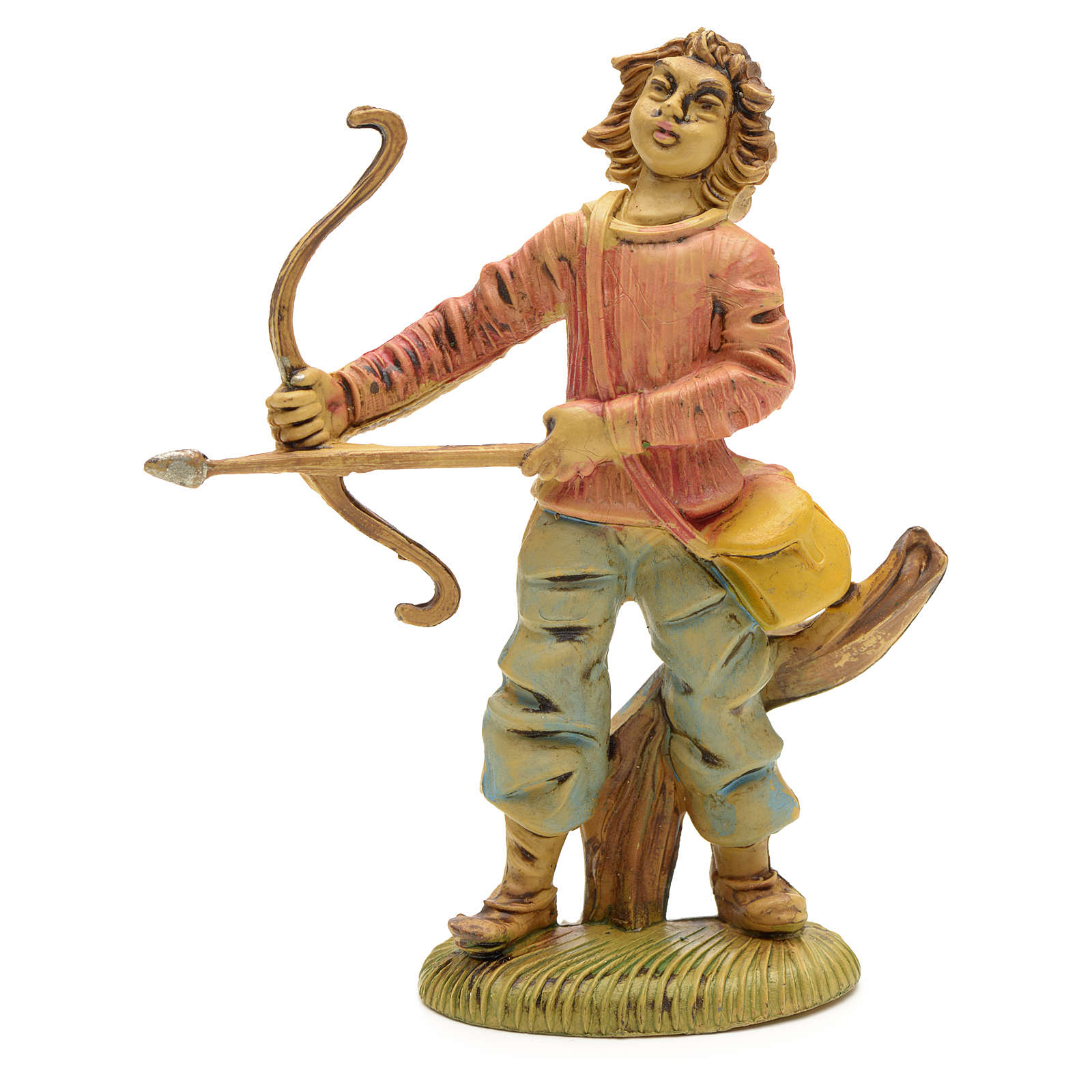 Nativity figurine, archer, 8 cm 3
