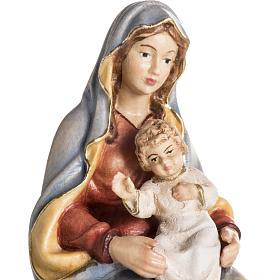 Adoración de los Reyes Magos madera Val Gardena s9