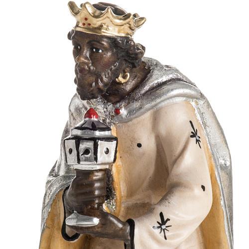 Adoración de los Reyes Magos madera Val Gardena 5