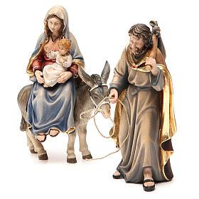 Nativity set, Flight into Egypt s2