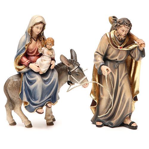 Nativity set, Flight into Egypt 1