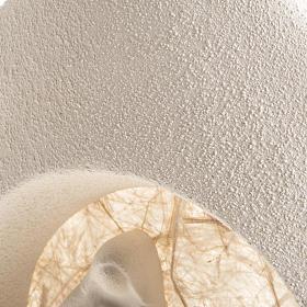 Árbol de navidad para pared en  arcilla beige s5