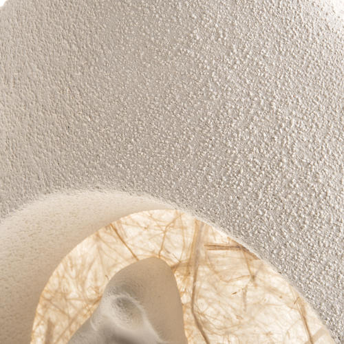 Árbol de navidad para pared en  arcilla beige 5