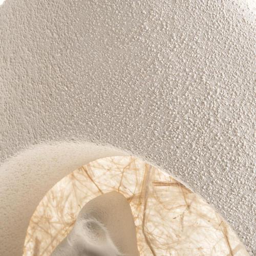 Alberello a parete natività écru argilla 5