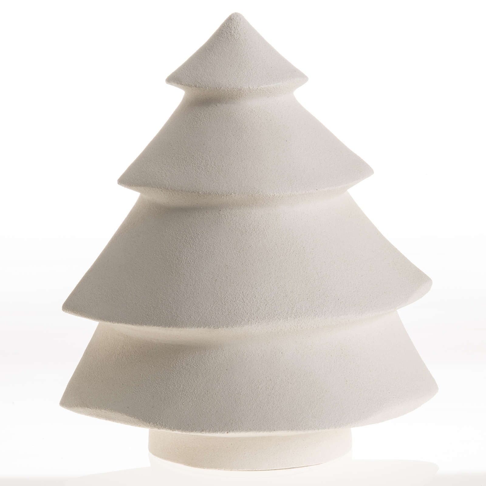 Árbol de navidad , en arcilla refractaria 3