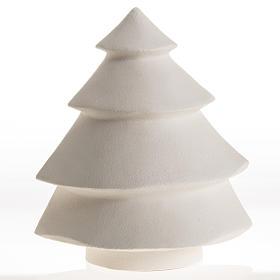 Árbol de navidad , en arcilla refractaria s3