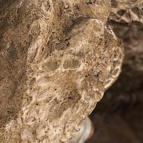 Crèche Noel Landi complète avec grotte 11 cm s11