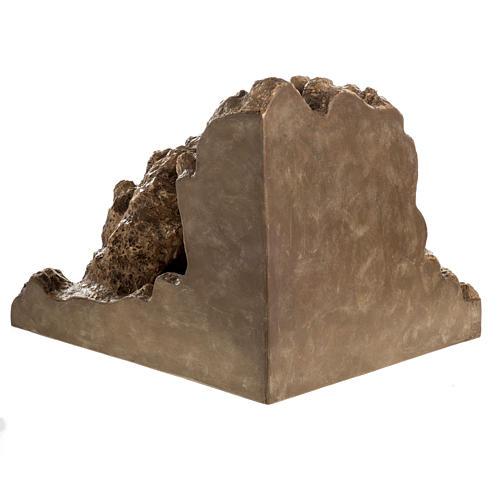 Landi Nativity set with grotto 11cm 10