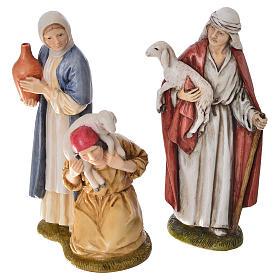 Pesebre Landi 11cm completo 12 estatuas s4