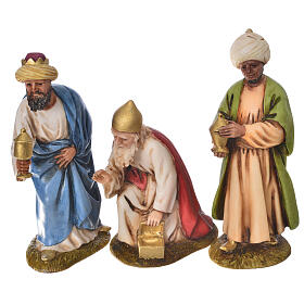 Pesebre Landi 11cm completo 12 estatuas s3