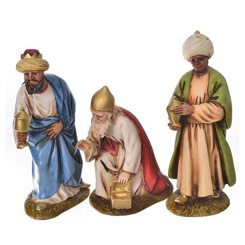 Pesebre Landi 11cm completo 12 estatuas 3