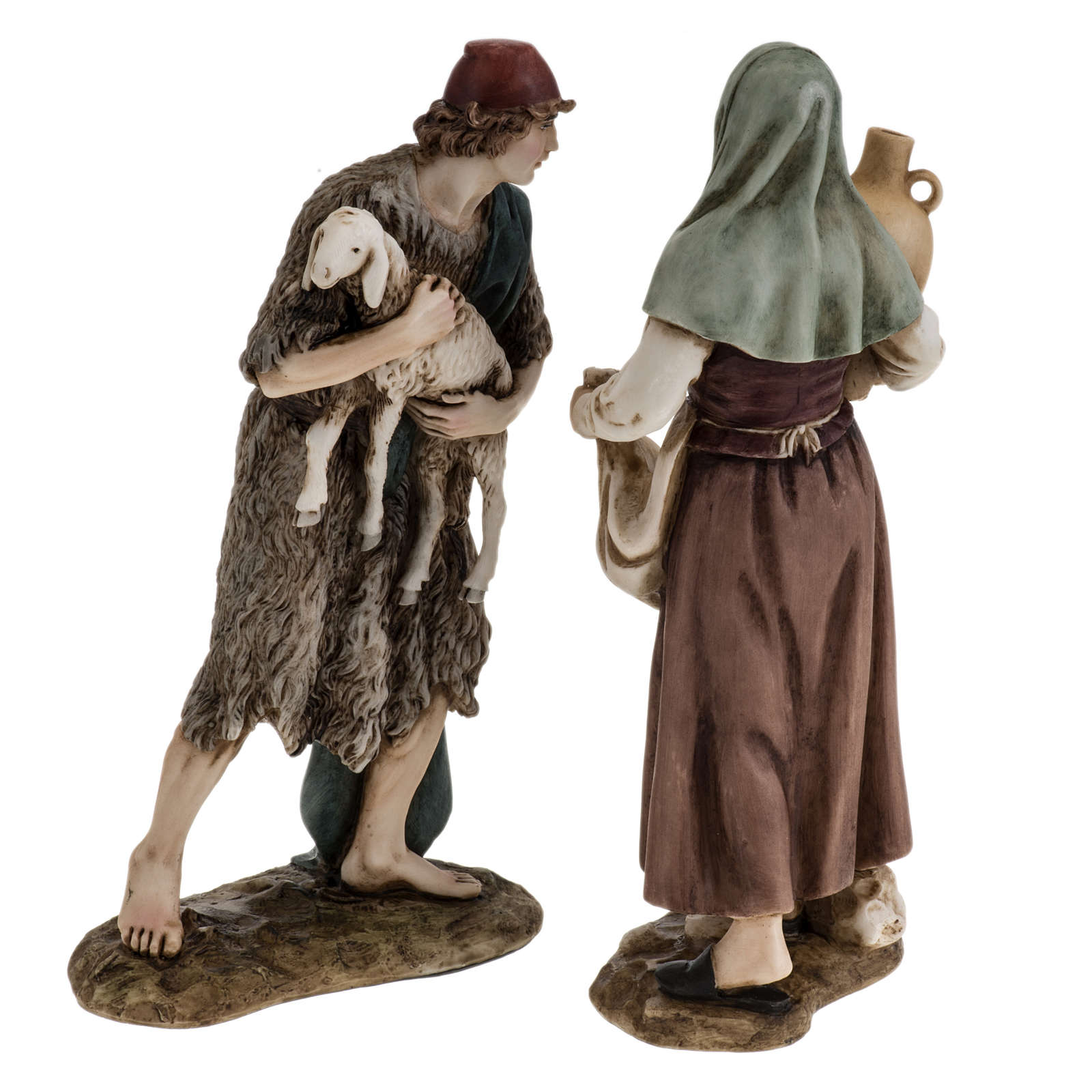 Landi Nativity set 18cm 4