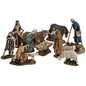 Landi Nativity set 18cm s1