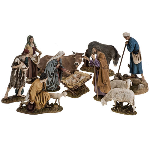 Landi Nativity set 18cm 1