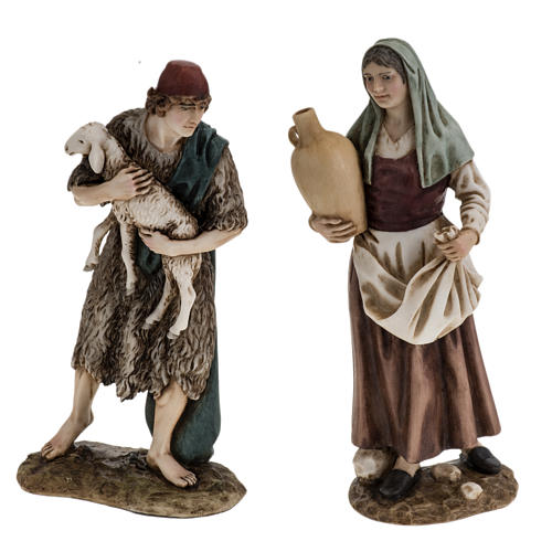 Landi Nativity set 18cm 10