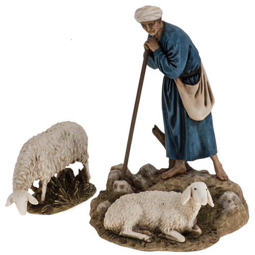Landi Nativity set 18cm 12