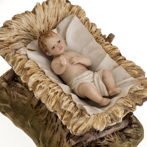 Nacimiento Landi completo de 18cm 4