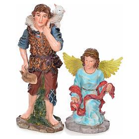 Presepe completo resina 90 cm 12 statue s6