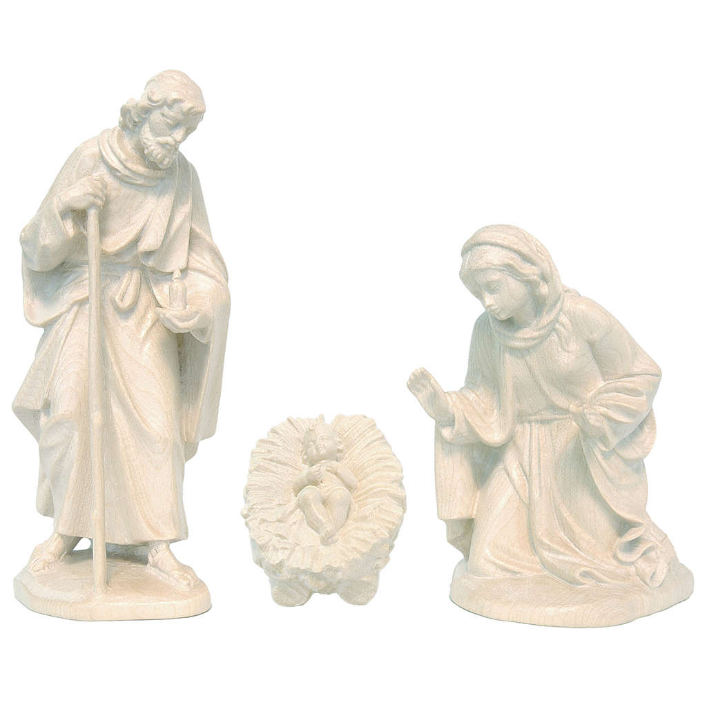 Sagrada Familia, mod. Orient, Madera de la Valgardena encerado 4