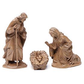 Sagrada Familia, mod. Orient, madera Valgardena patinada s1