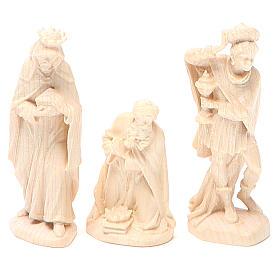 Wise Kings, Orient model in Valgardena wood, natural wax s1