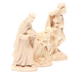 Wise Kings, Orient model in Valgardena wood, natural wax s4