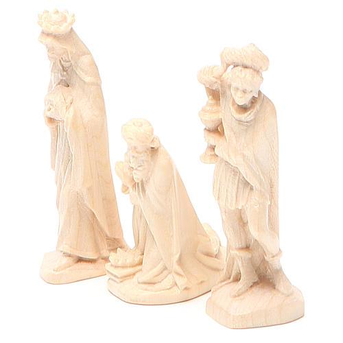 Wise Kings, Orient model in Valgardena wood, natural wax 2
