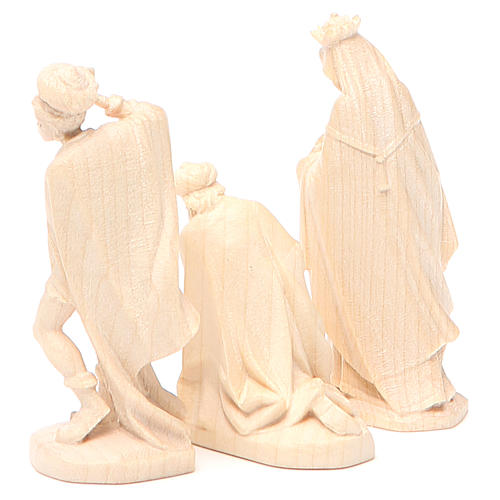 Wise Kings, Orient model in Valgardena wood, natural wax 3