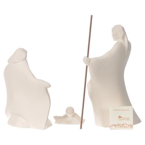 Belén Jubileo arcilla Centro Acve 22 cm 4
