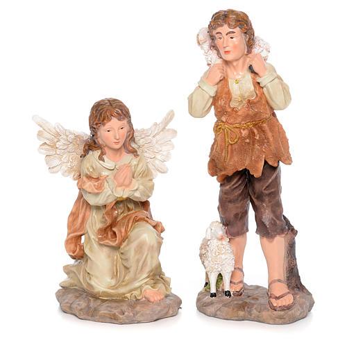 Presepe completo resina cm 55 - 11 statue 3
