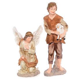 Presepe completo resina cm 50 - 11 statue s3