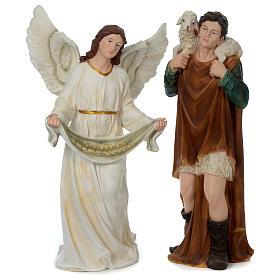 Presépio 100 cm Resina Pintada 11 Figuras s4