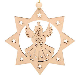 Christmas decoration 8 points star shaped s1