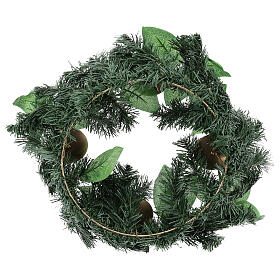 Advent garland with no decorations s3