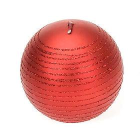 Candele natalizie rosse s2