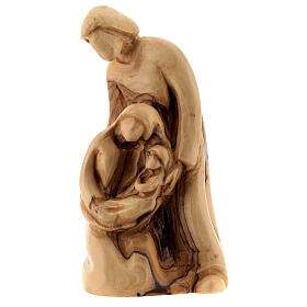 Natività legno Betlemme cm 13 s1