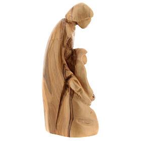 Natività legno Betlemme cm 13 s4
