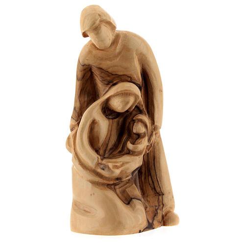 Natività legno Betlemme cm 13 2